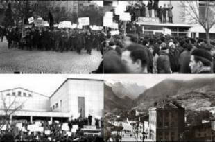 Sot bëhen 52 vjet nga shpërthimi i demonstratave shqiptare të vitit 1968 që kërkoheshin të drejta dhe barazi