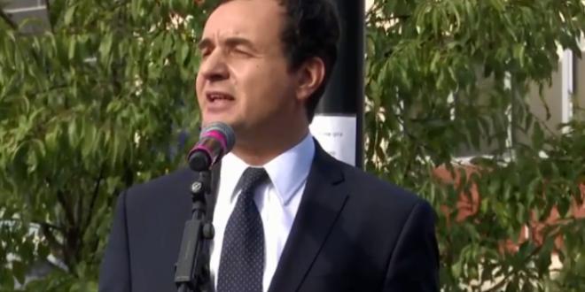 Albin Kurti: Astriti u mbyt nga regjimi, sepse në Kosovë, drejtësia e sistemi, është bërë vend i krimit