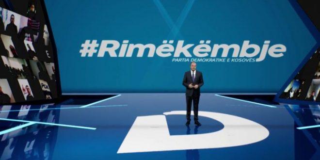 Hoxhaj e Hamza prezantojnë planin e PDK-së për Rimëkëmbje ekonomike: Fond mbi 1 miliardë euro për ekonominë në krizë