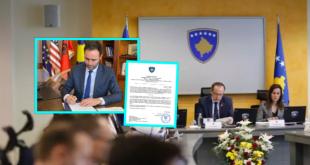 Në mbledhjen e sotme të Qeverisë janë anuluar të gjitha vendimet e ish-ministrit të Jashtëm dhe të Diasporës, Glauk Konjufca