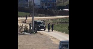 Xhandarmëria serbe nuk i ndal provokimet, ajo është parë sot në fshatin Karaqevë të Dardanës