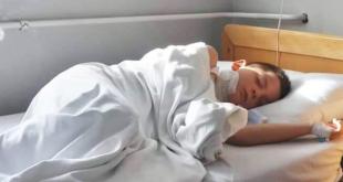 Mal Gashi, tetëvjeçar nga Klina është diagnostifikuar me tumor të gjakut, për mjekimin e tij kërkohen 120 mijë euro