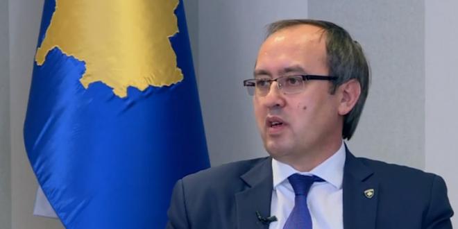 Hoti: Është jonjerëzore të diskutohet për kryetarin, derisa Hashim Thaçi është ende në zyrën e presidentit