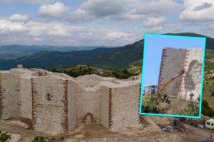 Degradimi i Kalasë së Novobërdës dhe rreziku që kjo fortifikatë të shembet, ka alarmuar institucionet e vendit