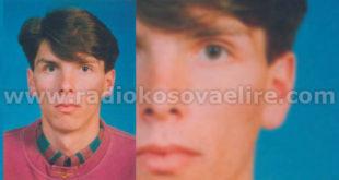 Sefedin Ilaz Vitia (4.2.1975 - 18.4.1999)
