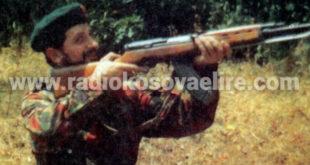 Sejdi Muharrem Sejdiu (8.7.1960 - 28.9.1998)