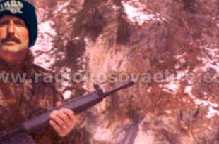 Selman Bekë Lajçi (9.2.1954 - 19.4.1999)
