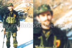 Shaqir Ahmet Tërshani (26. 7.1968 - 10. 5.1999)