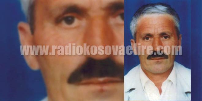 Shaqir Rrustem Kuka (6.2.1942 – 25.5.1999)