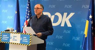 Shaqir Totaj: Qeveria ka dështuar në zbatimin e Pakos emergjente, u braktis ekonomia e vendit