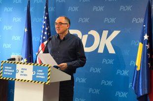 PDK në Prizren: Mytaher Haskuka po ushtron presion mbi forcat politike opozitare, që përfaqësohen në Kuvendin Komunal