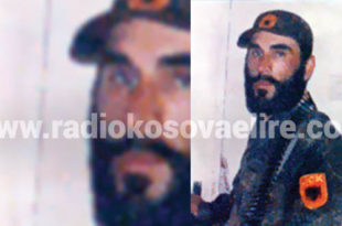 Shaqir Zejnush Berisha (8.11.1969 - 15.1.1999)