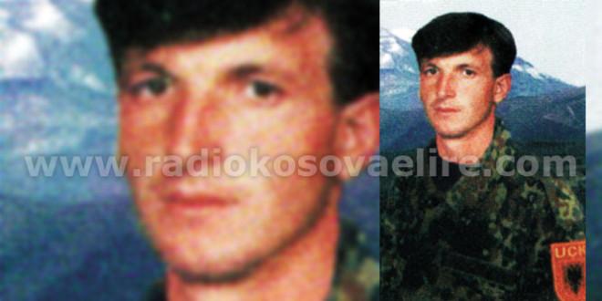 Shefki Hamit Thaçi (22.11.1963 - 28.3.1999)