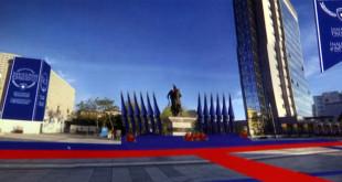 Masa të rrepta policore për mbarëvajtjen e ceremonisë të emërimit të kryetarit Hashim Thaçi