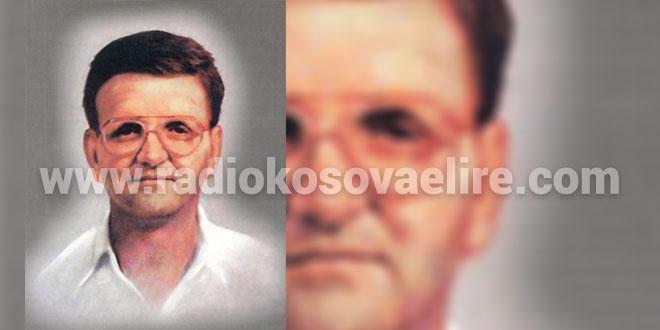 Shpëtim Zeqir Robaj (15.10.1957 - 30.9.1998)