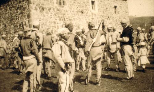 Shqiptarët