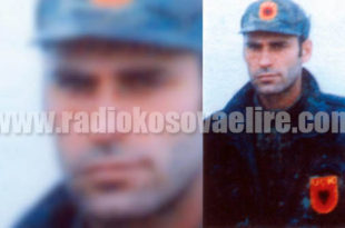 Sinan Haradin Morina (16.7.1968 - 28.5.1999)