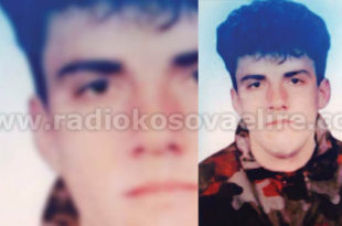Sinan Latif Berisha (25.4.1971 – 7.5.1999)