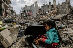 Organizatat e shoqërisë civile në Shqipëri kanë filluar fushatë për mbledhjen e fondeve për fëmijët në Siri