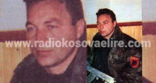 Skënder Murat Rexhepi (3.6.1965 - 21.1.1999)