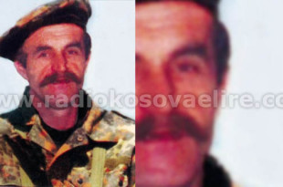 Skënder Haxhi Ferizaj (12.8.1956 – 13.4.1999)
