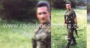 Skerdilajd Bardhyl Llagami (1.10.1969 - 29.6.2001)