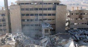 Bombardimi i spitaleve