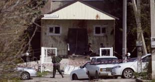 Një stacion policie në qytetin rus, Stavropol është bërë shënjestër e një sulmi vetëvrasës