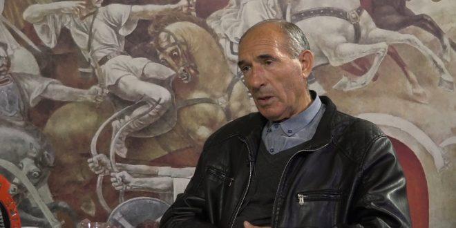"""Në emisionin """"Bisedë në Studion e TV-Diellit"""", ka folur veprimtari dhe luftëtari i radhëve të para të UÇK-së, Sylejman Qeriqi nga Krojmiri"""
