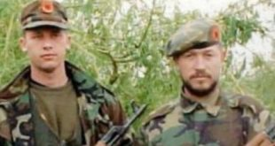 Sylejman Selimi dhe Sami Lushtaku