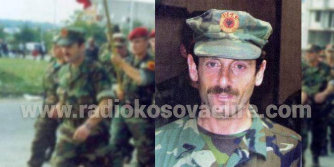 Tahir Malë Sinani (25.5.1964 – 29.7.2001)