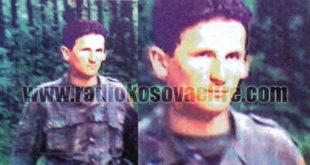 Tahir Abaz Mazrekaj (8.5.1961 - 23.4.1998)
