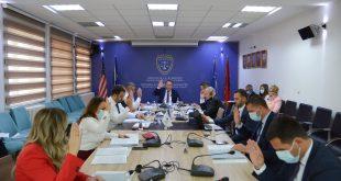 Këshilli Gjyqësor i Kosovës (KGjK), ka mbajtur takimin e 263-të me radhë, nën udhëheqjen e Kryesuesit Albert Zogaj