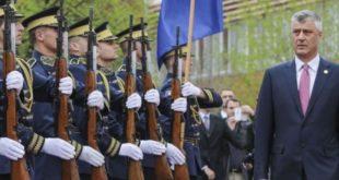 Thaçi: FSK-ja është shëmbëlltyrë e shtetit tonë me pjesëtarë që shkollohen e korrin suksese në akademitë më të mira ushtarake të botës