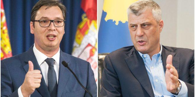 Thaçi e Vuçiq do t'i paraqesin pikëpamjet e tyre për zgjerimin e BE-së në Forumin Evropian Alpbach