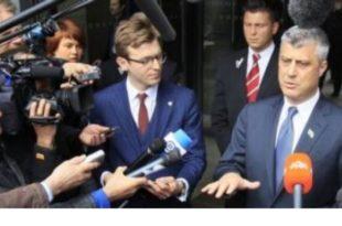 Thaçi deklaroi se gazetaria në Kosovë është ndër më të guximshmet në rajon