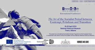 Shqipëria ka filluar një qasje më të pranueshme ndaj artit të realizmit socialist