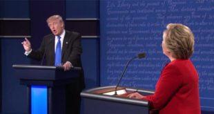 Trump - Hilary