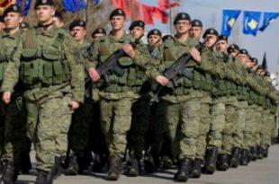 Ushtria e Kosovës pritet të themelohet brenda këtij viti