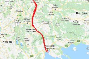 Fatmir Makolli: Amerika dhe Kina për kanalin ujor Danub-Preshevë-Selanik