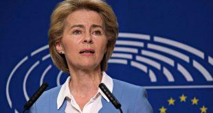 Komisioni Evropian ndanë 15 milionë euro për Shqipërinë, Von der Leyen është në solidaritet të plotë me shqiptarët