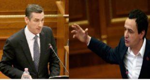 Replikat e Kadri Veselit dhe Albin Kurtit në Kuvendin e Kosovës