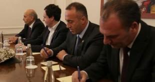 Limaj, Haradinaj, Kurti, Mustafa