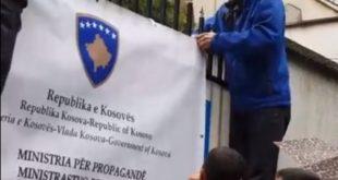 Vetëvendosja: RTK-ja Ministri e Propagandës