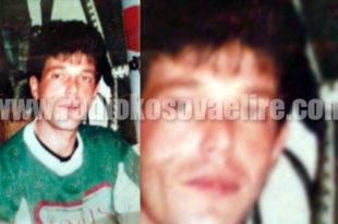 Valdet Qerkin Sopi (26.5.1965 - 23.5.1999)
