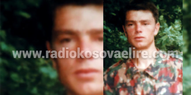 Valdet Salih Xhemajlaj (19.10.1976 – 26.9.1998)