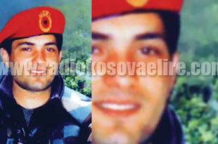 Valiant Njazi Ferizi (25.5.1975 – 24.5.1999)