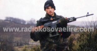 Valon Muharrem Gashi (10.7.1977 - 29.1.1999)