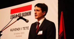 Valon Murati thotë se vazhdoj të habitem se sa energji ka kundër bashkimit të shqiptarëve në një shtet, ndër shqiptarët