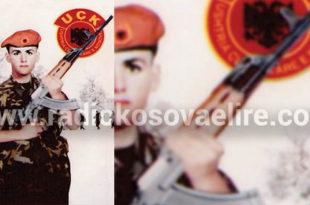Valon Osman Malaj (27.10.1981 - 17.12.1998)